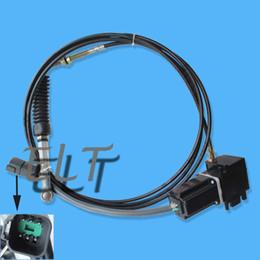 Motor del acelerador del excavador online-Caterpillar Excavator CAT307 E307 307B Motor del acelerador, conjunto del motor del regulador 102-8007, E307B Acelerador Motor de control