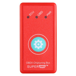 dc amp-lehren Rabatt Neue ankunft SUPEROBD2 gleiche wie NitroOBD2 Leistung Chip Tuning Box für Benzine Autos NitroOBD2 Chip Tuning Box Freies Verschiffen