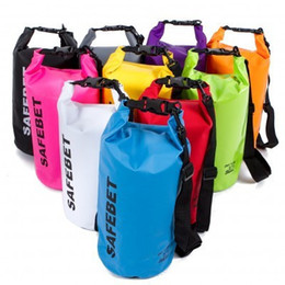 Wholesale Drift Kit - Durable Outdoor Waterproof Dry Bag Floating Swimming Boating Camping Travel Kit Drifting Waterproof storage Folding Bag 5L 10L 20L