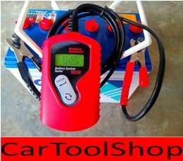 Wholesale Cheapest Toyota - Cheapest BA100 Auto Motive Battery Analyzer Battery Tester Ba100 Battery Checker Vehicle12v Digital For All Cars Data Analyzer