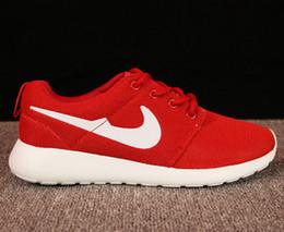 Hombre corriendo coreano online-zapatos casuales de malla transpirable, zapatos para correr, zapatillas de deporte de moda coreana para adolescentes de verano y para hombres talla36-44 yardas