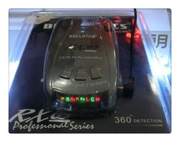 Wholesale Ce System - 2017 HOT Sale Wifi Camera English Usb2.0 Arrival- Car Radar Detector Beltronics Rx65 Full Laser 360 English russian Voice with Led Display