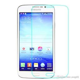 Protector de pantalla de cristal templado de primera calidad para Samsung Galaxy Mega 6.3 I9200 2017 desde fabricantes
