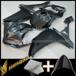 Wholesale Black Yamaha R1 - 23colors+Gifts Injection mold ABS Fairing For Yamaha YZFR1 2007 2008 YZF-R1 2007-2008 white-R1 black fairings