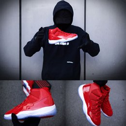 Wholesale New Arrival Discounted Basketball Shoes - New Arrival Discount Cheap air Retro 11 Gym Red Chicago women Men Basketball Shoes retro 11s Athletic Sport Sneakers US 5.5-13