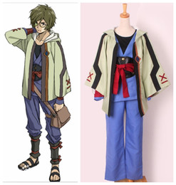 Wholesale Iron Man Games - Kabaneri of the Iron Fortress Ikoma cosplay costumes