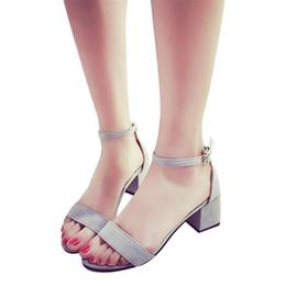 Canada Plate-forme de sandles de femmes d'été talon épais Sandal Sandales de femmes Sandales Open Toe Platform Chaussures supplier platform thick heel shoes Offre
