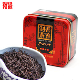 Wholesale China Packages - C-HC011 Lapsang Souchong Superior Black tea Organic zhengshanxiaozhong To Loose Weight China Green Food red tea Gift Package