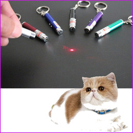 Laser Tease Cats Rods, The New Cat Toys LED Light Laser Funny Interactive Cat Pen Toys Goods For Pets Juguetes De Gatos Coupon