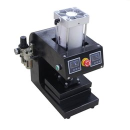 Wholesale Automatic Plate - 6x8 inch double sided heating plates Pneumatic rosin press