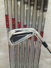Wholesale Kbs Tour - Golf Cluba AP2 716 Irons set 3456789P With Kbs tour 90 steel R shaft 8PCS 716 AP2 Golf Irons Right hand