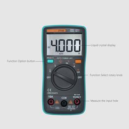 Wholesale multimeter circuits - Digital AVO multimeter Universal Circuit multi tester measures AC DC Voltage Current Resistance Capacitance temperature Hz etc.