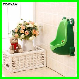 Wholesale Frog Design Baby Children Potty Wall hangingType Portable Kids Training Toilets Potty Training Toilet for Little Children Boys Trainers