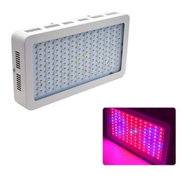 Wholesale Uv Ir - 2017 1200W Double Chip LED Grow Lights Full Spectrum Red Blue UV IR For Indoor Plant and Flower High Quality