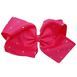 Wholesale Girl Animal Hairclip Hair Bow - Bows Hair Clips Girl Ribbon Hairbands Multi Color Hair Bows Hairpins Accessories New Hair style Bows Hairclip Children Gift Free Ship