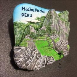 Wholesale Photo Fridge Magnet - maker Peru Magnets Size 6x5.5x1.5cm bottles magnet maker fridge magnet photo frame gifts