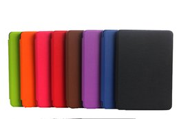 Wholesale kindle fire cases covers - Good PU Leather Wake&Sleep Cover Smart Case for Kindle Paperwhite 1 2 3 for 6 inch Kindle Paperwhite e-book reader Case