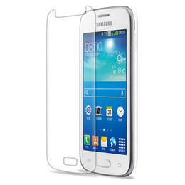 Wholesale Mirrored Screen Protector S4 - Tempered Glass For Samsung Galaxy S2 S3 S4 S5 S6 S7 S4mini S5mini S7562 i9082 Screen Protector 500pcs lot