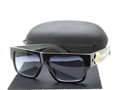 Wholesale Eye Mix Color - 2017 Medusa new fashion UV400 100% Protection Italy Brand Designer 4368 Sunglasses Men Women Sun glasses