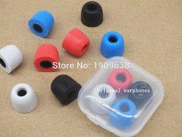8 шт наушники советы соответствуют памяти пены T100 T200 T400 T500 c набор 3/4/5 мм калибра губка амбушюры для наушников аксессуары от
