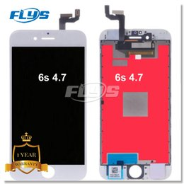 """Wholesale Iphone Full Lcd Display - Grade AAA Quality iPhone 6s LCD Display Touch Screen Digitizer full Assembly 6s 4.7"""" Complete Screen Free DHL WITHOUT dead pixel Problem"""