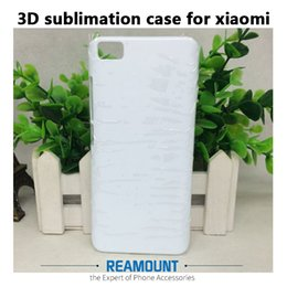 Wholesale Note2 Wallet Cases - 100pcs For Redmi 2S 3 3S 3X 4A 3D sublimation cover blank white 3D case for Redmi Note2 3 4