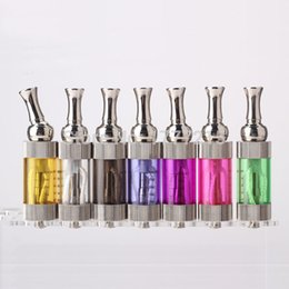 Wholesale Ego T Atomizer 3ml - Wholesale- IC30 Atomizer iClear 3ml Clearomizer Atomizer 360 Degree Mouthpiece Cartomizer Suit For e Cigarette ego-t ego series