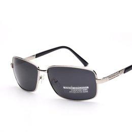 Wholesale Wholesale Night Sights - Wholesale- 2016 Fashion Polarized Sunglasses Male Hd Anti-glare Tide Sunglasses Female Driver Night Vision lunette de soleil Men's sunglass