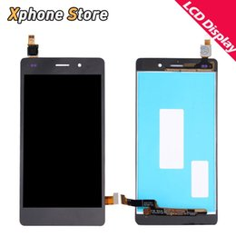 Wholesale Mobile Lcd Replacement Parts - P8 Lite LCDS Replace Parts LCD Screen + Touch Screen Display Digitizer Assembly Replacement for Huawei P8 Lite Mobile Phone