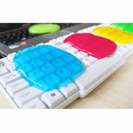 Wholesale Keyboard Cleaner Super Clean - High Quality Magic Dust Cleaning High-Tech Transparent Cleaner Compound Slimy Gel keyboard cleaner super computer cleaner for Keyboard