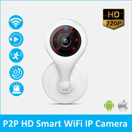 Wholesale Smart Home Audio Wholesale - V380 X1 Mini Wifi Camera Wireless 720P HD Smart Camera Baby Monitor CCTV Security Camera P2P Cloud Audio Intercom Home Recorder