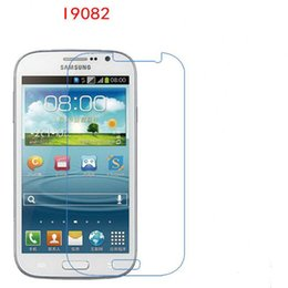 Wholesale Touch Screen Protectors Films - Soft Explosion-proof Nano for Samsung I9082 I9080 I9128E Galaxy Grand DUOS Phone Protection film touch Screen Protector (Not Tempered Glass)