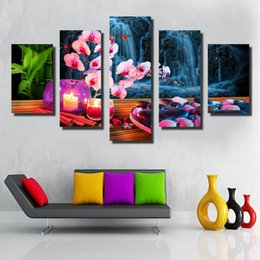 Wholesale oriental rug Pieces Modern Painting Picture Landscape Paint on Canvas Prints home decor wall art