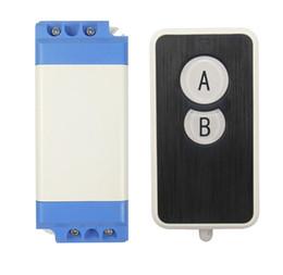 2019 module de relais unique AC85V 110V 120V 220V 240V 250V 1ch RF 315mhz télécommande interrupteur d'alimentation sans fil marche / arrêt lumière / lampe / contrôle led