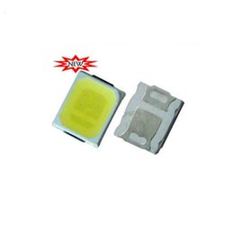 Wholesale Led For Lcd Backlight - Wholesale- 100PCS 2835 LED Backlight 1210 3528 2835 1W 100LM Cool white LCD Backlight for TV Application 1W-100Ma Cold white