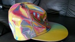 Wholesale Cap Times - 2017 Fashion Style Back to the Future 2 Marty Mcfly Color Hat Replica Time Cap props Diamond One