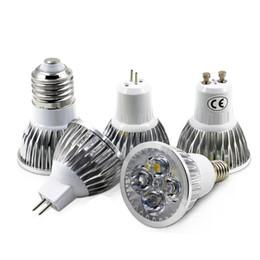Cree der hohen Leistung führte Glühlampen E27 B22 MR16 9W 12W 15W Dimmable E14 GU5.3 GU10 geführte Scheinwerferlichter führte downlight Lampen von Fabrikanten