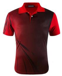Wholesale Table Tennis Woman Shirt - Men Women Table tennis Jersey sportwear shirt,Polyester breathable quick-drying Badminton shirt,pingpang Outdoor sport tennis T-Shirts
