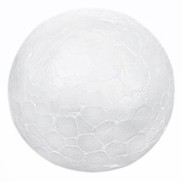 Wholesale Craft Polystyrene Foam Ball - Hot 10 x Christmas Decoration Modelling Craft Polystyrene Foam Ball Sphere 10cm---White
