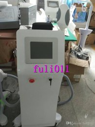 Wholesale E Light Hair Removal - E-LIGHT IPL hair removal machine IPL hair removalipl shr hair removal machine fast painless no side effects for per equipment
