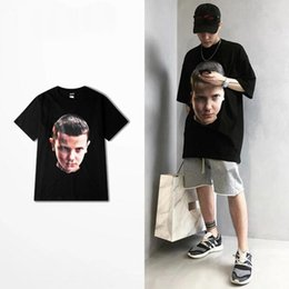 Wholesale T Shirt Boy Woman - 100% Cotton Oversized Half Sleeve T Shirt 3D Nosebleed Boy Printed For Men Women Ih Nom Uh Nit Tee Fashion Style