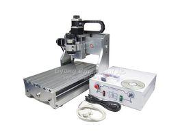 Wholesale Router Engraver Engraving - 3020Z-D300 CNC Router Engraver,Engraving Drilling and Milling Machine for wood carving