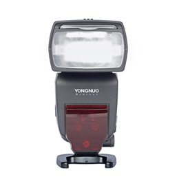 Wholesale Yn Flash - Wholesale-YONGNUO YN685 YN-685 Upgraded Version of YN-568EX II Wireless HSS TTL Speedlite Flash Build in Receiver Worked with YN622C