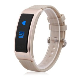 Wholesale Calories Watch Heart Rate - DF23 Heart Rate Bracelet Bluetooth Waterproof Smart Watch Bracelet Wristband Fitness Tracker with Pedometer Calorie Sleep Swimming Monitor