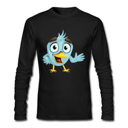 2019 t-shirts occidentaux de mode Dernière conception spéciale Oiseaux Chemises Grande Taille Man Tee Shirts Western Mode Vente T Shirt pas cher t-shirts occidentaux de mode pas cher