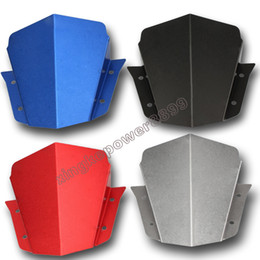 Wholesale Yamaha Fz - Black Blue Red Grey Upper Headlight Top Cover Panel Fairing for Yamaha FZ-09 NEW