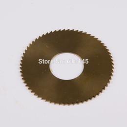 Wholesale Key Cutter Machine Blade - NO:0020 type 70*1.3*25.4mm wenxing machine key cutter right thin saw blade