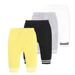 Wholesale Wholesale Childrens Tights Leggings - 2017 Cotton Boys Baby Pants Girls Childrens Trousers Clothing Newest Spring Autumn Toddler Kids Leggings Boutique Enfant Pants Clothes