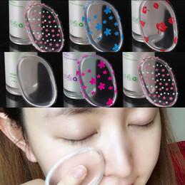 Cosmetici incredibili online-Incredibile miscelatore anti-spugna in silicone per applicazione trucco perfetto per il viso cosmetico