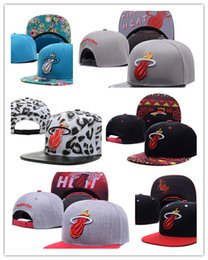 Wholesale Hat Hiphop Cap Adjustable Snapback - Top Sale Wholesale 2017 Miami City Hats Men Womens Hiphop Sports Cap Basketball Team Adjustable 47 Fifty Fitted Snapback Headware